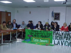 Ripoll Audiencia en Congreso Monsanto