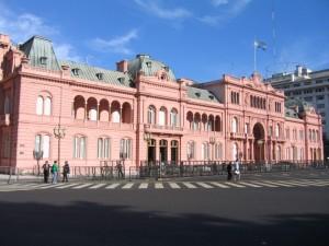 Casa Rosada actual 2